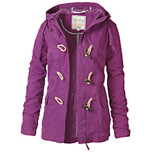 Buy Fat Face Rosanne Jacket, Viola Online at johnlewis.com