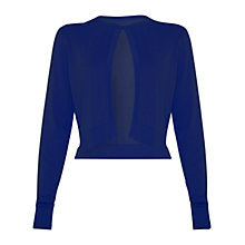 Buy Damsel in a dress Siesta Cardigan, Blue Online at johnlewis.com
