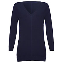 Buy Damsel in a dress Fern Jumper, Navy Online at johnlewis.com
