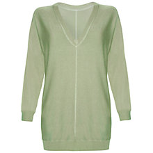 Buy Damsel in a dress Fern Jumper, Mint Green Online at johnlewis.com