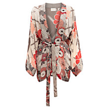 Buy East Nobu Combo Kimono, Mist Online at johnlewis.com