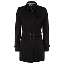 Buy Aquascutum Jennifer Single Breasted Raincoat Online at johnlewis.com