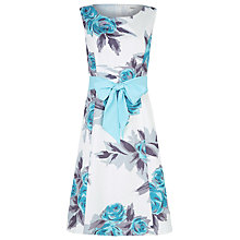Buy Precis Petite Floral Print Dress Online at johnlewis.com