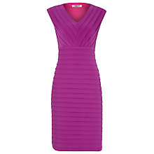 Buy Precis Petite Pleated Dress Online at johnlewis.com