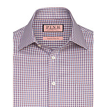 Buy Thomas Pink Cantwell Gingham Check Slim Fit Shirt Online at johnlewis.com