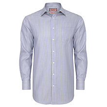 Buy Thomas Pink Lammers 2-Fold Cotton Stripe Shirt Online at johnlewis.com