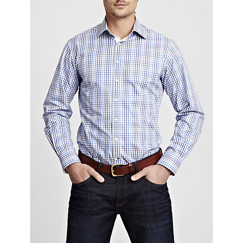 Buy Thomas Pink Sterling Check Shirt Online at johnlewis.com