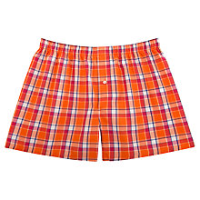 Buy Thomas Pink Middleton Check Boxer Shorts Online at johnlewis.com