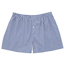 Buy Thomas Pink Tiverton Boxer Shorts Online at johnlewis.com
