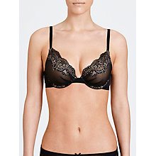 Buy DKNY Perfect Profile Lace T-Shirt Bra Online at johnlewis.com