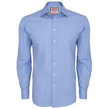 Buy Thomas Pink Vectra Slim Fit Double Cuff Shirt Online at johnlewis.com