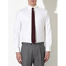 Buy JOHN LEWIS & Co. Ebury Heavy Twill Shirt, Cream Online at johnlewis.com