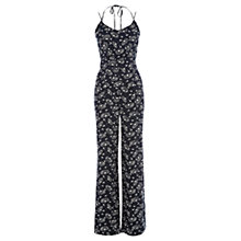 Buy Warehouse Cami Jumpsuit, Multi Online at johnlewis.com