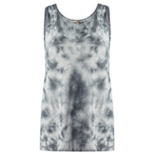Buy Jigsaw Tie Dye Linen Tank Top Online at johnlewis.com