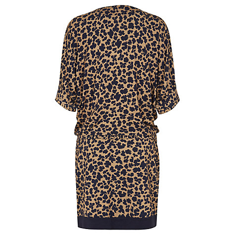 Buy Fenn Wright Manson Winnie Dress, Navy / Camel Online at johnlewis.com