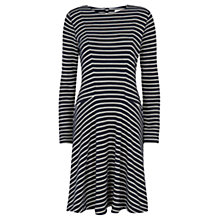 Buy Fenn Wright Manson Venice Dress, Navy / White Online at johnlewis.com