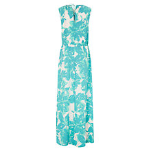 Buy Fenn Wright Manson Janine Dress, Buff / Aqua Online at johnlewis.com
