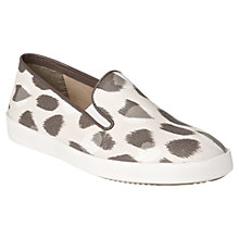 Buy L.K. Bennett Berna Slip On Trainer Online at johnlewis.com