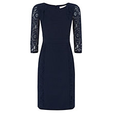 Buy Fenn Wright Manson Anya Dress, Navy Online at johnlewis.com