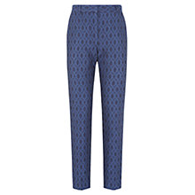 Buy Fenn Wright Manson Dasha Trousers, Navy Online at johnlewis.com