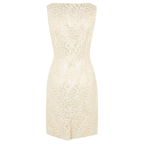 Buy Fenn Wright Manson Hope Dress, Gold Online at johnlewis.com