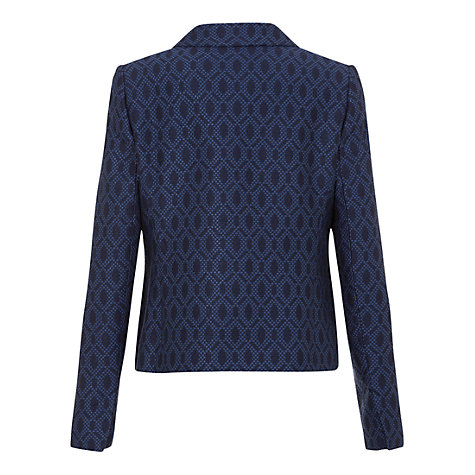 Buy Fenn Wright Manson Sophia Jacket, Navy Online at johnlewis.com