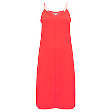 Buy Whistles Nell Shoestring Slip Dress Online at johnlewis.com