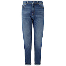 Buy Whistles Tyler Boyfriend Jeans, Blue Online at johnlewis.com