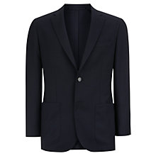Buy Aquascutum Waterhouse Blazer, Navy Online at johnlewis.com