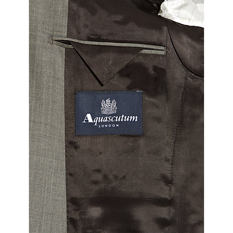Buy Aquascutum Health Egan Virgin Wool 3 Piece Suit Online at johnlewis.com