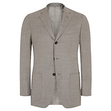 Buy Aquascutum Nicholl Blazer, Beige Online at johnlewis.com