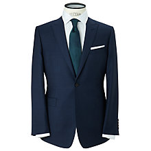 Buy Richard James Mayfair Slim Fit Pick and Pick Suit Jacket, Royal Blue Online at johnlewis.com
