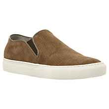 Buy Bertie Battersea Suede Slip On Trainers Online at johnlewis.com