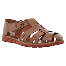 Buy Bertie Fisherman Sporty Sole Leather Sandals Online at johnlewis.com