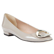 Buy John Lewis Shannon Square Toe Buckle Patent Shoes Online at johnlewis.com