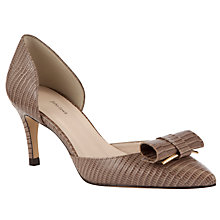 Buy John Lewis Edwin Classic Pointed Court Shoes Online at johnlewis.com