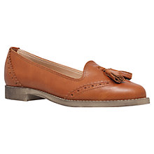 Buy Miss KG Norma Flat Tassel Leather Loafers Online at johnlewis.com