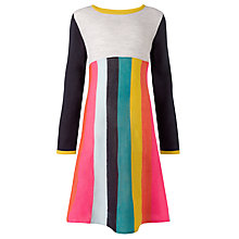 Buy Donna Wilson for John Lewis Stripe Dress, Multi Online at johnlewis.com