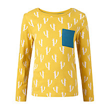 Buy Donna Wilson for John Lewis Fox Long Sleeve T-Shirt Online at johnlewis.com
