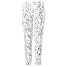 Buy Donna Wilson for John Lewis Blah Blah Leggings, Grey Online at johnlewis.com
