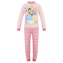 Buy Disney Princess Pyjamas, Pink Online at johnlewis.com