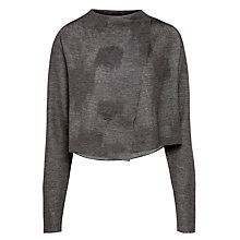 Buy Crea Concept Wool Jacket, Grey Online at johnlewis.com