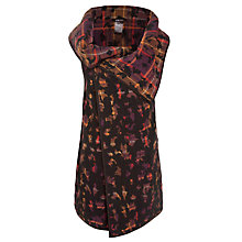 Buy Crea Concept Woven Waistcoat, Multi Online at johnlewis.com
