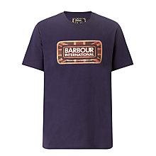 Buy Barbour Pride Graphic T-Shirt Online at johnlewis.com