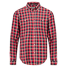 Buy Barbour International Steve McQueen™ Collection Cabell Check Shirt Online at johnlewis.com