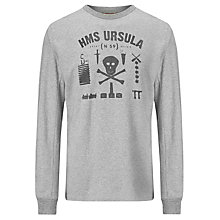 Buy Barbour Ursula Long Sleeve T-Shirt Online at johnlewis.com