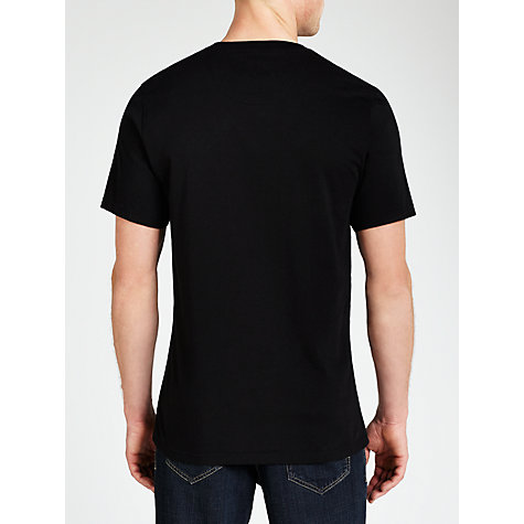 Buy Barbour International Bickenhill T-Shirt, Storm Marl Online at johnlewis.com