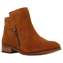 Buy Dune Pashion Side Zip Ankle Boots Online at johnlewis.com