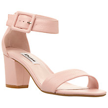 Buy Dune Fri Leather Sandals Online at johnlewis.com