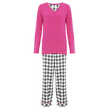 Buy John Lewis Oversized Gingham Gift Set, Multi Online at johnlewis.com